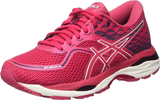 Asics T7B8N2001, Zapatillas de Running para Mujer, Rosa (Cosmo Pink/White/Winter Bloom), 38 EU: MainApps: Amazon.es: Zapatos y complementos