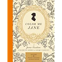 Color Me Jane: A Jane Austen Coloring Book