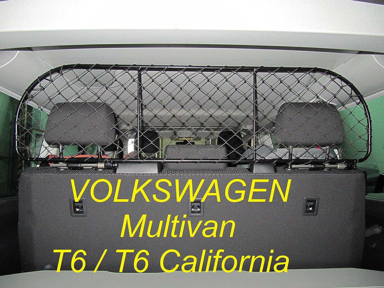 Divisorio Griglia Rete Divisoria Ergotech RDA65-XL16, per trasporto cani e bagagli. Ergotech S.r.l.