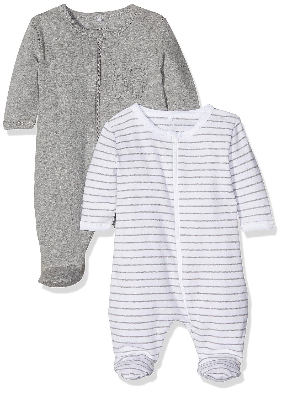NAME IT, Pijama para Bebés (Pack de 2) 13145658
