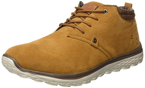 YUMAS Frederick Boot, Botines para Hombre, Cuero, 43 EU: Amazon.es: Zapatos y complementos