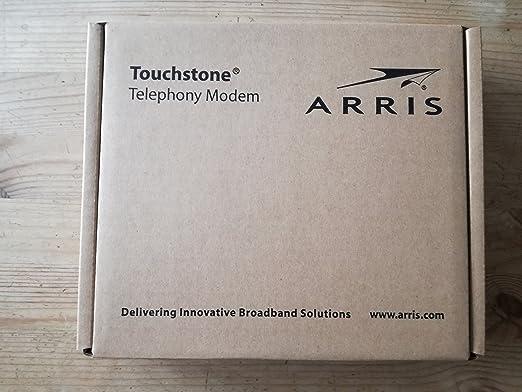 Arris TM 822 S/CE DOCSIS 3.0 VoIP Kabelmodem: Amazon.de: Computer ...