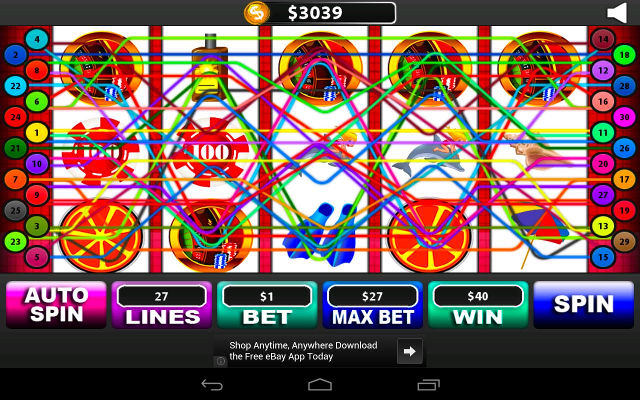 Slot machine gratis download italiano