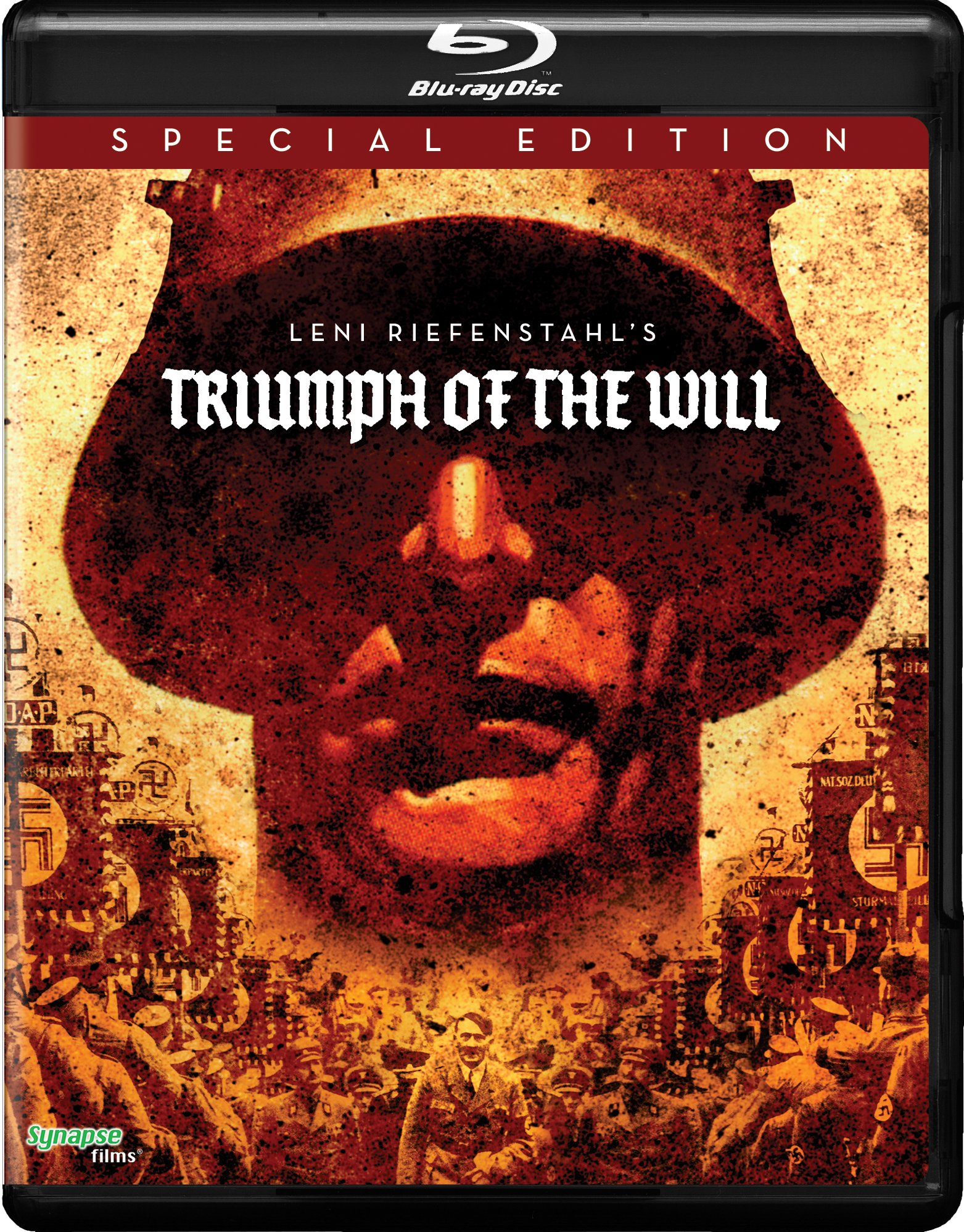 Triumph Of The Will (2015 Remaster) [Blu-ray]