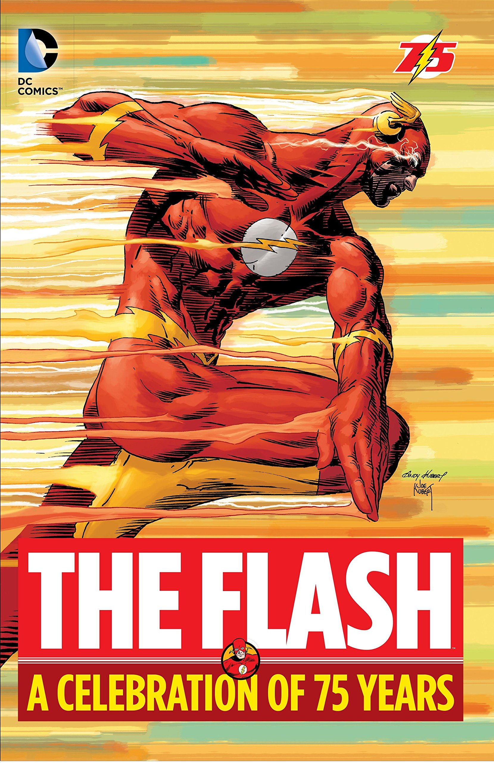 The Flash: A Celebration of 75 years by imusti