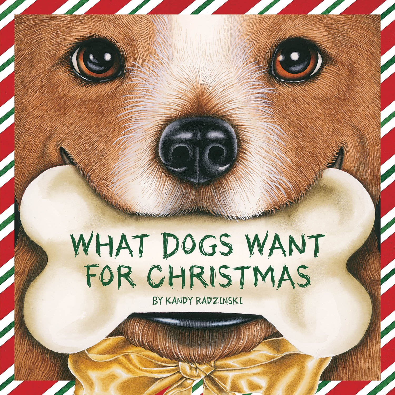 What Dogs Want for Christmas (Holiday Series): Kandy Radzinski ...