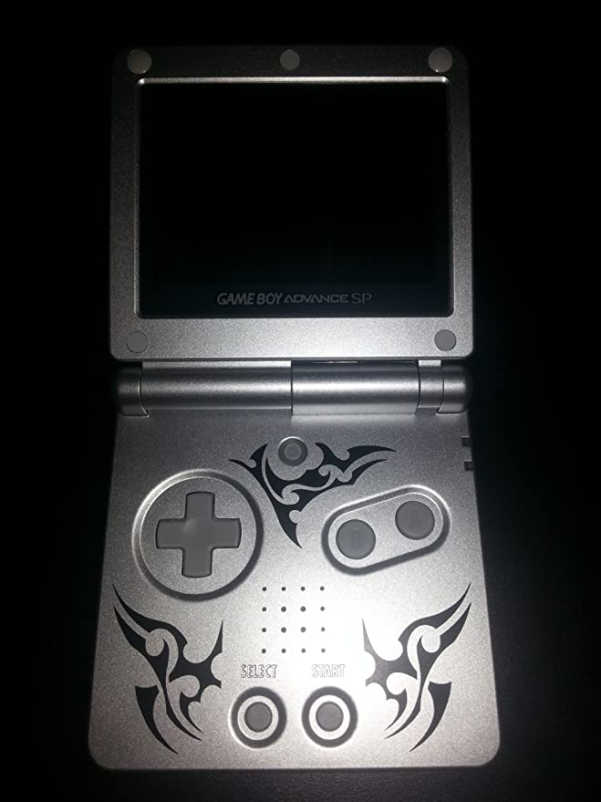 Gameboy Advance Sp (Tribal): Amazon.es: Videojuegos