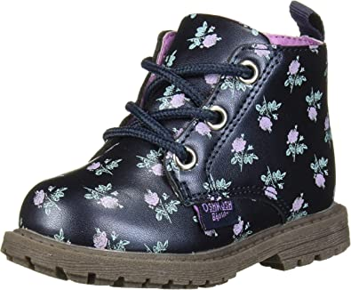 girls navy boots