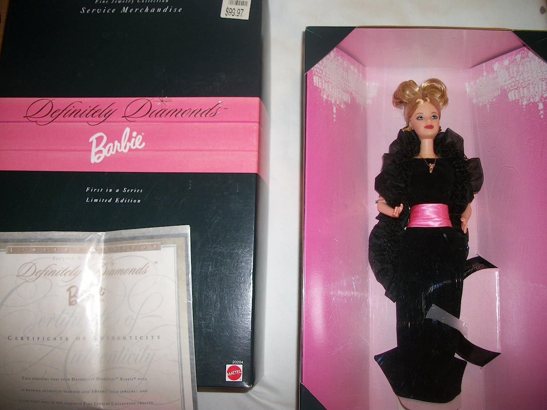 Barbie Definitely Special sale item Diamonds Recommendation Service Jewelry Fine Coll Merchandise