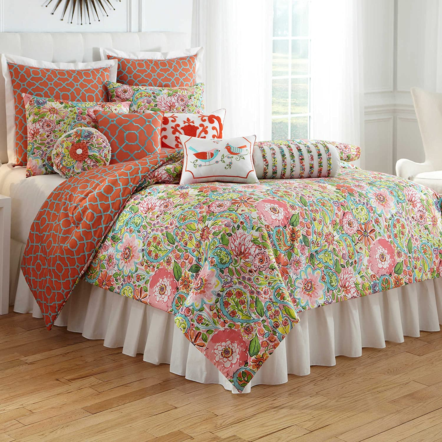 comforter babe bossbabe room sets dorm collection themes collections a rose dusty boss dormify