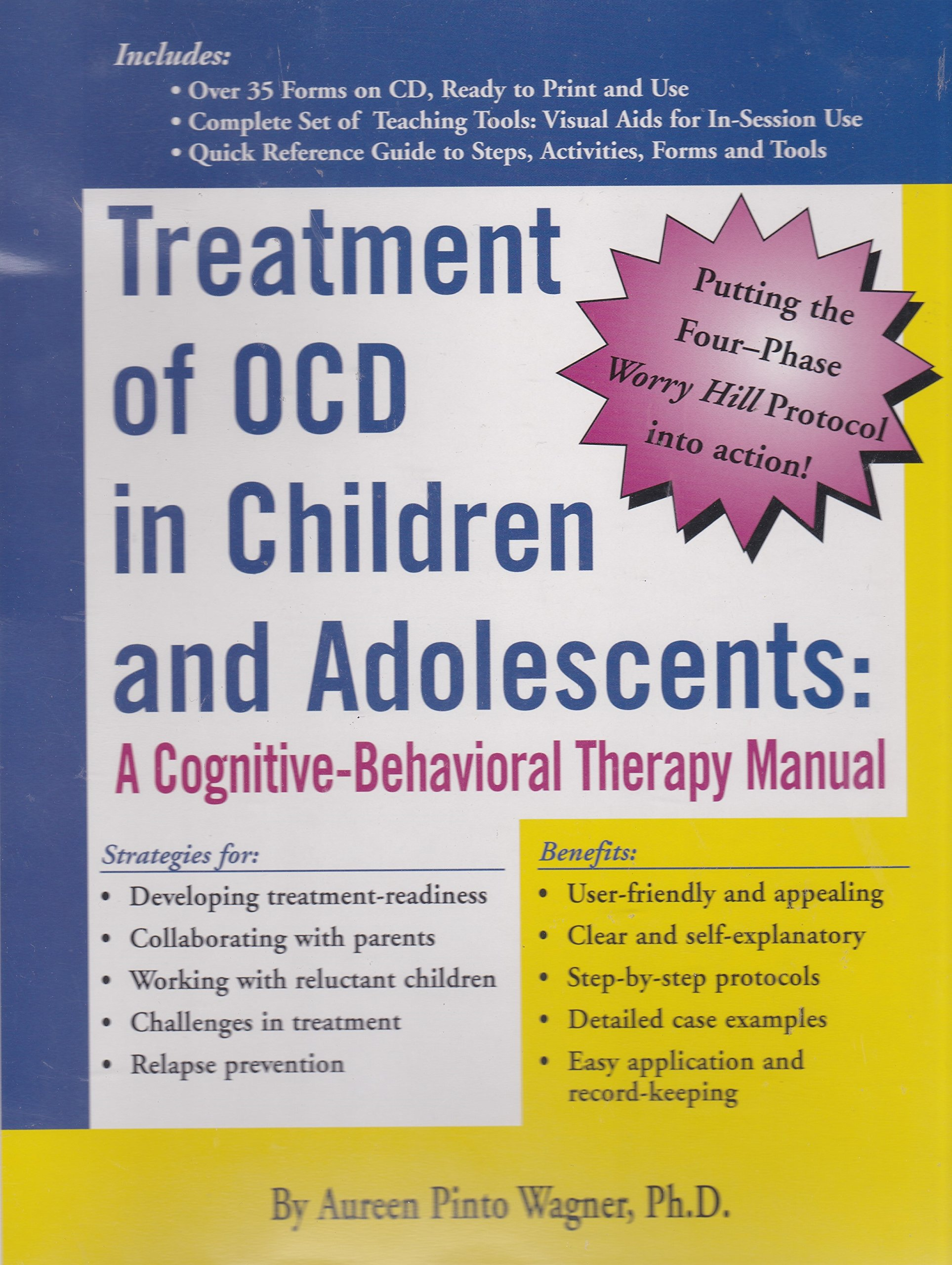 Treatment Of Ocd In Children And Adolescents A Cognitive Behavioral
