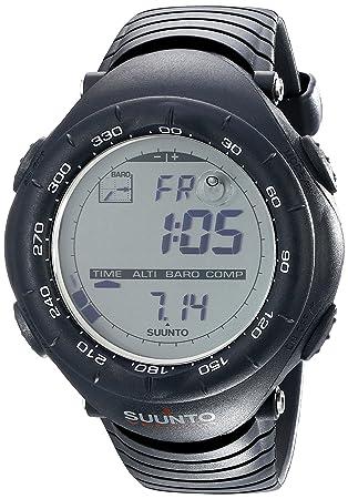 a6a40454559b Suunto Vector - Reloj Altímetro Black  Suunto  Amazon.es  Deportes y aire  libre