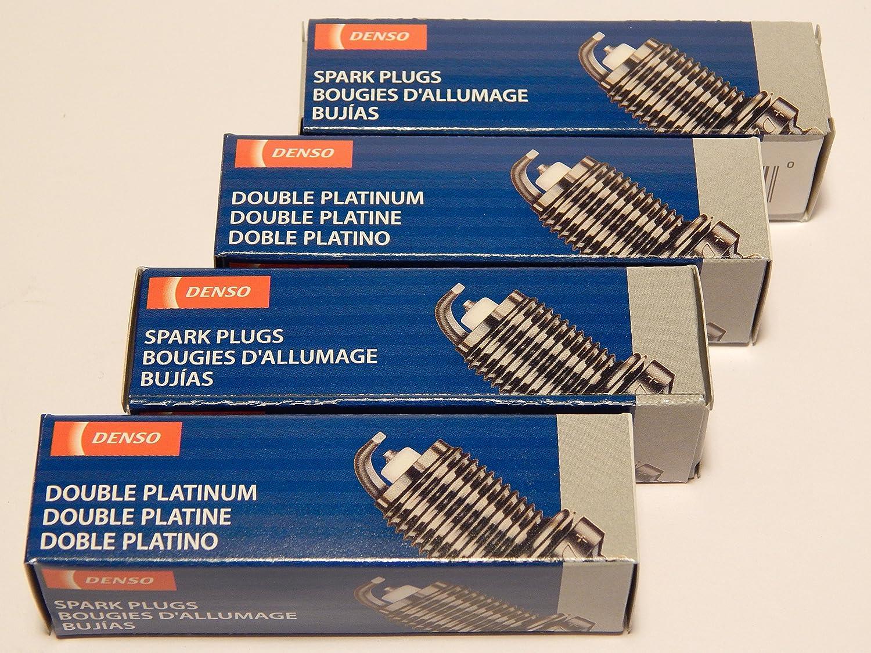 Amazon.com: 4 PCS *NEW* -- DENSO #3275 -- DOUBLE PLATINUM Spark Plugs -- PK16PR-L11: Automotive