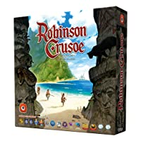 Deals on Robinson Crusoe Adventures on the Cursed Island Board Game
