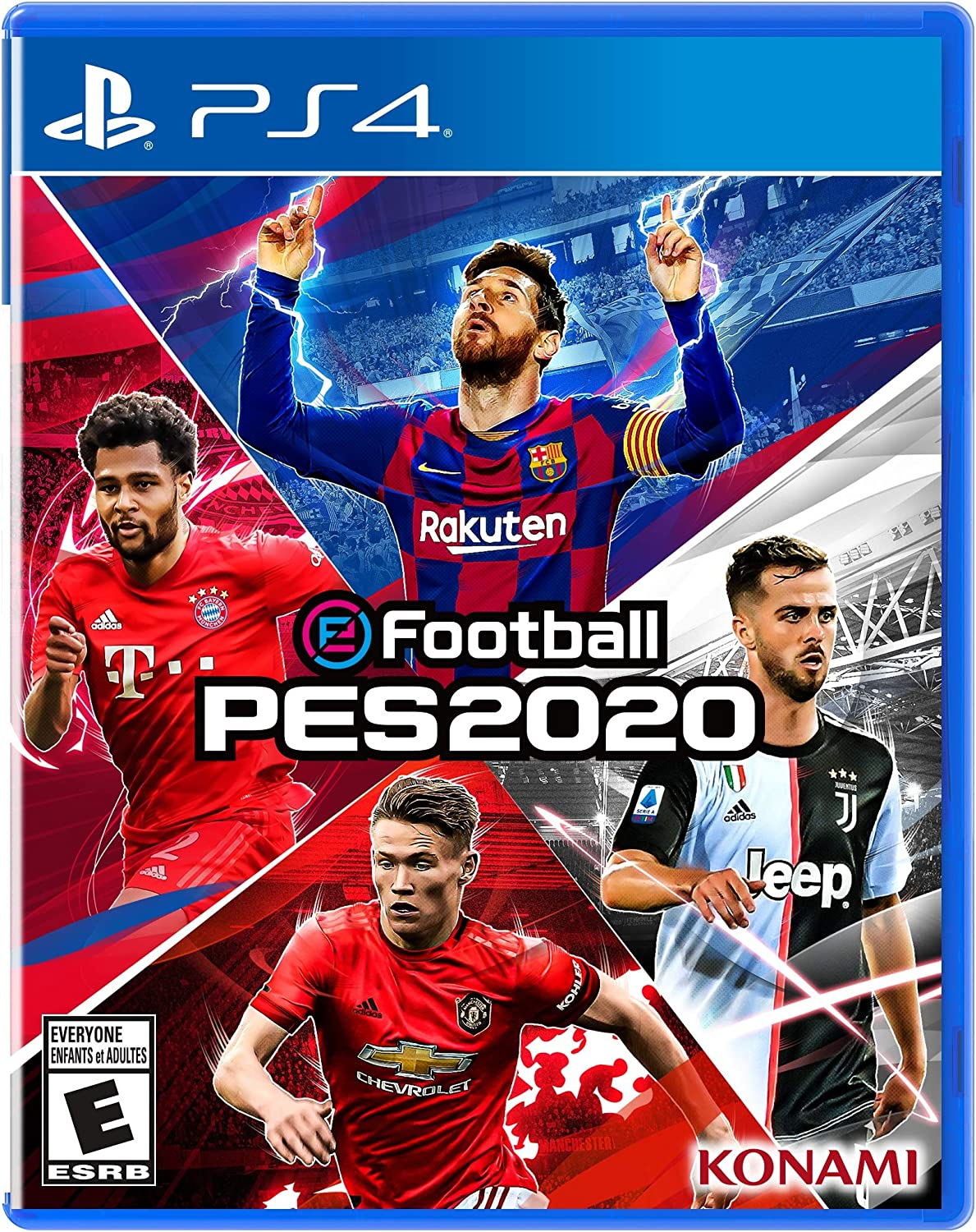 Best Ps3 Games 2020.Amazon Com Konami Efootball Pes 2020 Playstation 4