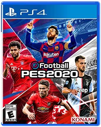 Pes 2020 playstation 4