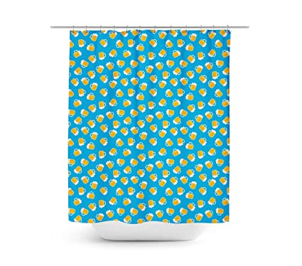 Pint Of Beer Shower Curtain