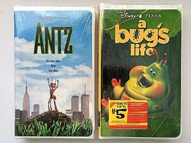 Amazon Com A Bugs Life Antz Animated Movies Tv