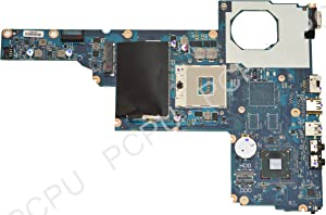 HP 450 1000 2000 SERIES LAPTOP MOTHERBOARD 685107-501 685107-001 6050A2493101