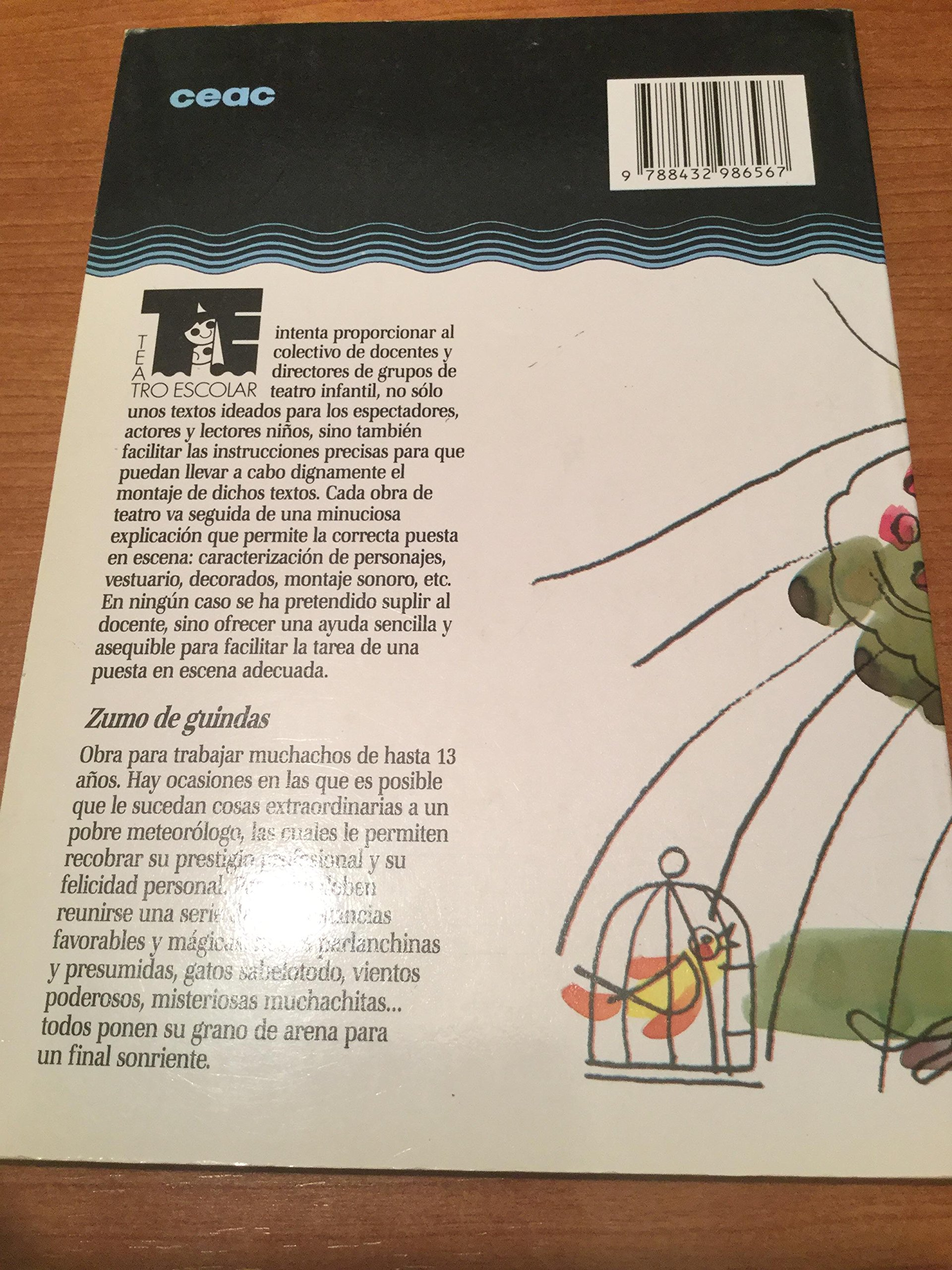 Zumo de guindas: MARIA DEL PILAR ROMERO: 9788432986567: Amazon.com: Books