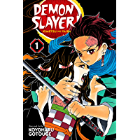 Demon Slayer: Kimetsu no Yaiba, Vol. 1: Cruelty book cover