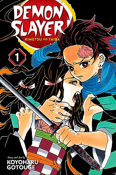 Amazon Com Demon Slayer Kimetsu No Yaiba Vol 1 Cruelty Ebook Gotouge Koyoharu Kindle Store جميع فصول مانجا يابانية kimetsu no yaiba مترجمة بالعربية.حمل فصول kimetsu no yaiba الآن.تانجيرو هو الابنُ الأكبرُ لعائلته التي فقدت عائلها. demon slayer kimetsu no yaiba vol 1