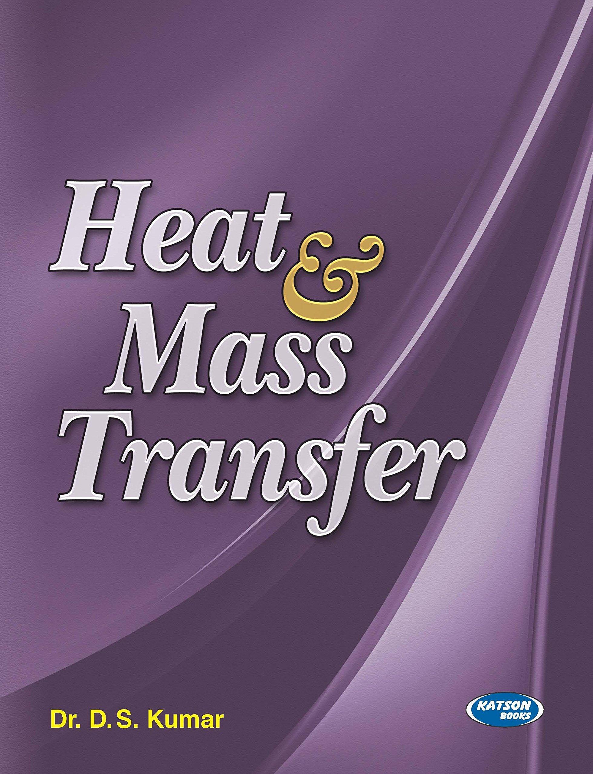 PDF Heat and Mass Transfer SI Unit By R.K. Rajput Free Download