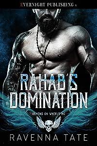 Rahab's Domination (Demons on Wheels MC Book 5)