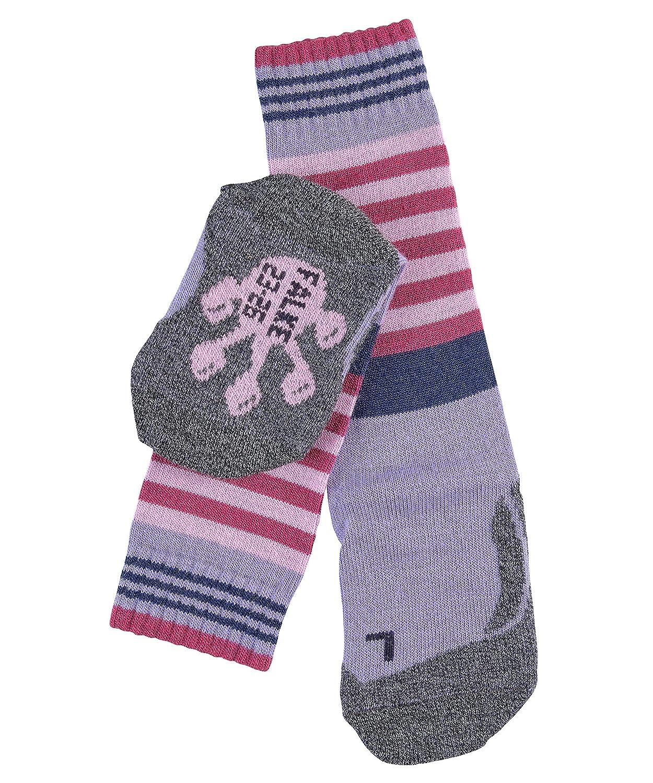 39-42 Violett Fingerhut 6996 FALKE Kinder Frog K SO Socken