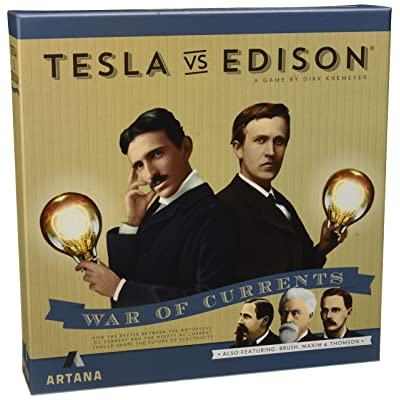 Tesla vs Edison: War of Currents: Toys & Games