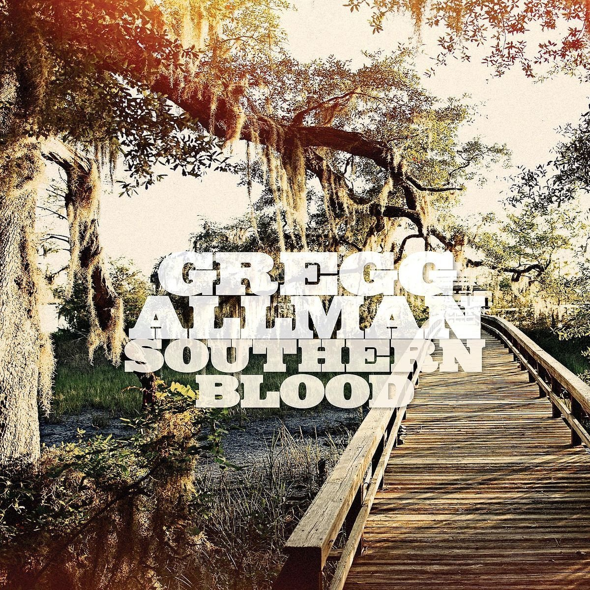Gregg Allman - Southern Blood (Digipack Packaging)
