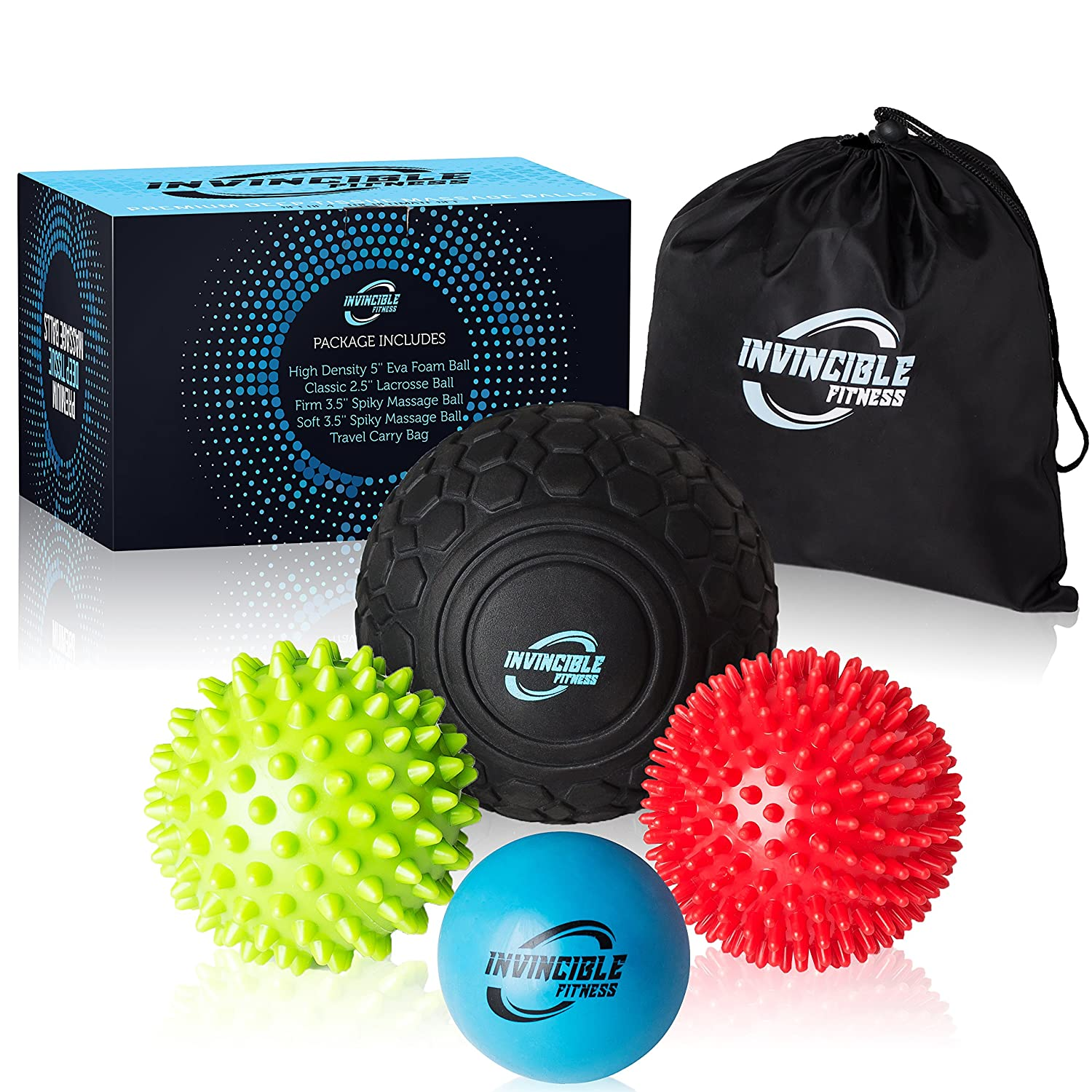 Deep Tissue Massage Balls