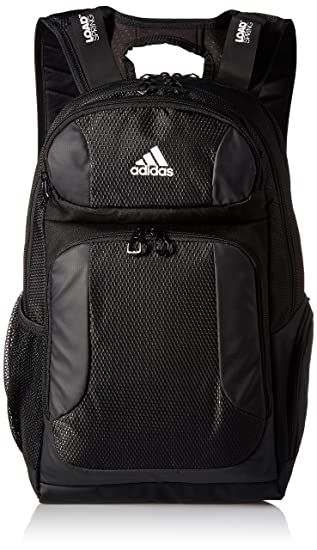 adidas Strength Backpack, Black, One Size