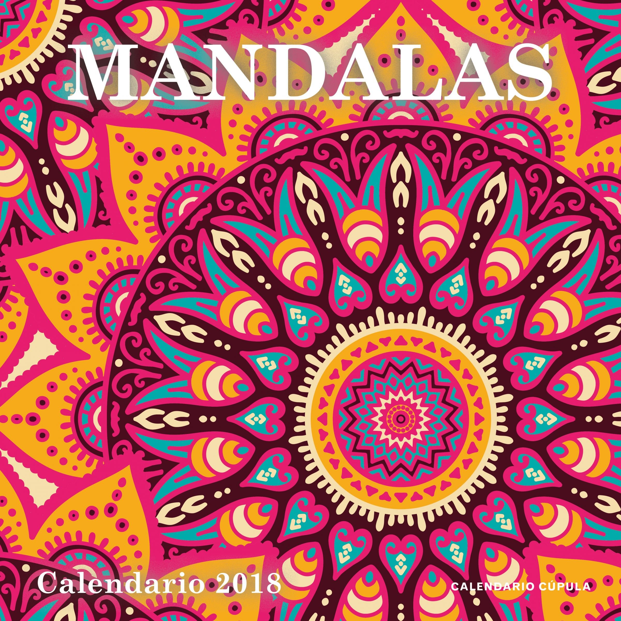 Calendario Mandalas 2018 (Calendarios y agendas): Amazon.es ...