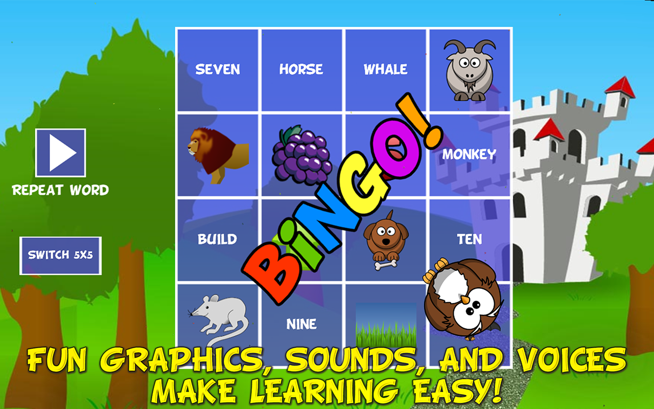 Amazoncom First Grade Learning Games Appstore For Android