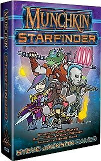Steve Jackson Games SJG04471 Munchkin Starfinder, Multi-Colour