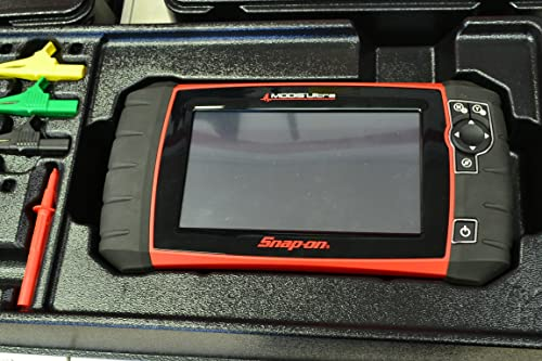the Snap-On Modis Ultraconnects directly to the car's system using a single, keyless cable.