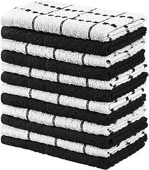 Utopia Towel Ring Spun Cotton Kitchen Towel