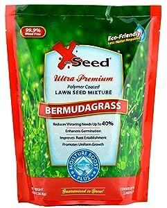 X-Seed Moisture Boost Plus Bermuda Grass Lawn Seed