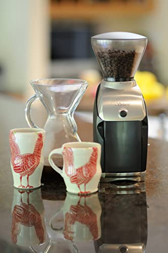 Key Features Of Baratza virtuoso conical burr coffee grinder