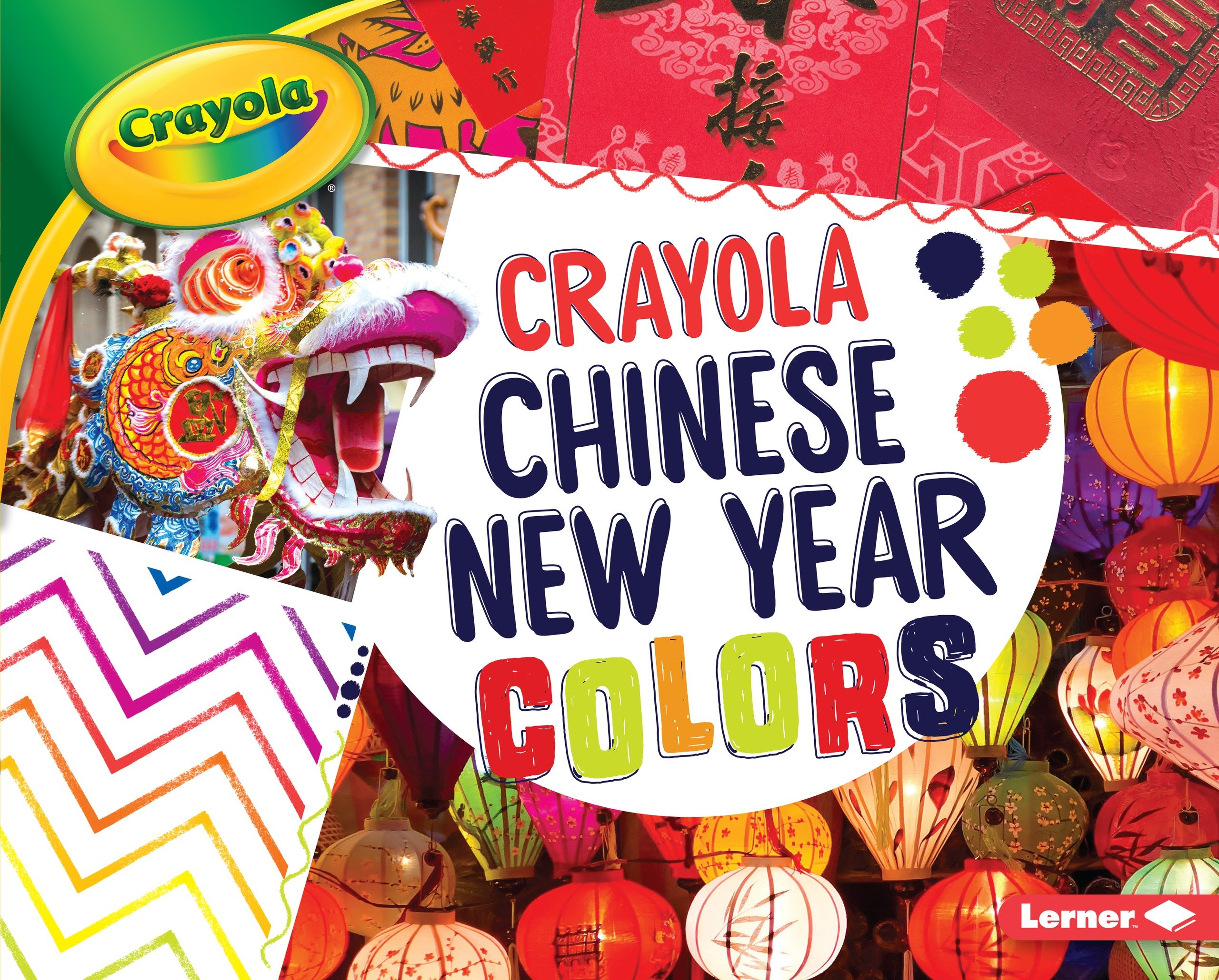 Crayola Chinese New Year Colors (Crayola Holiday Colors)