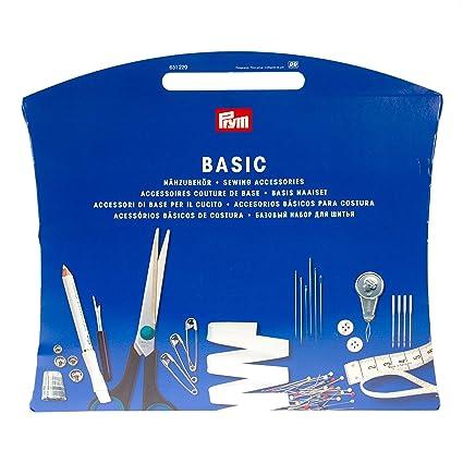 Prym 651 220 - Kit básico de costura