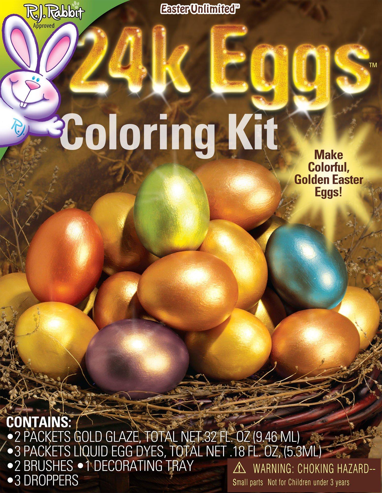 Amazon.com : Paas Classic Egg Decorating Kit With 3 Bonus Neon Dye ...