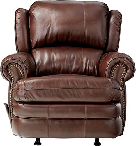 Lane Home Furnishings 57000-19 Delray Cabernet Recliner, red