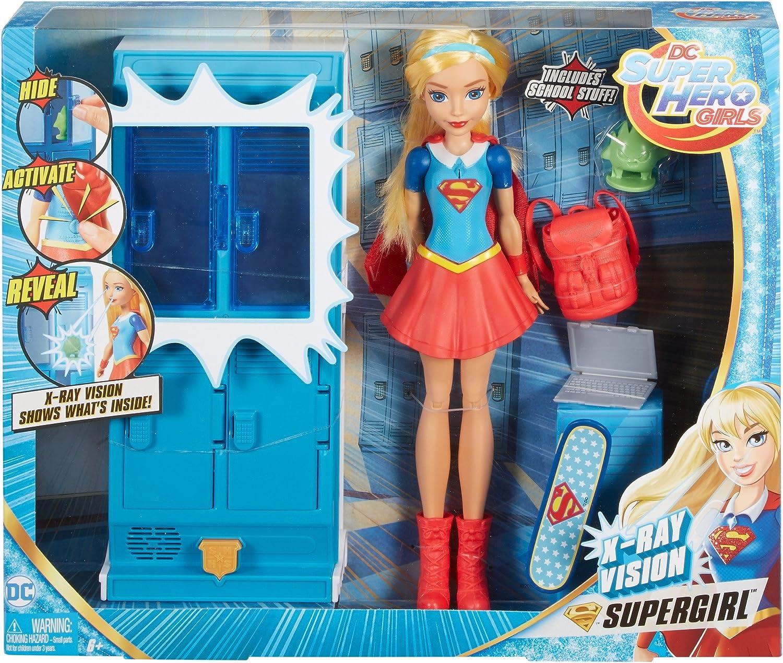 "Mattel DC SUPER HERO FILLES Premium Starfire action doll 12/"""