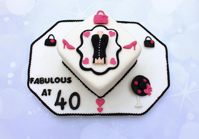 scarpe cioccolato Accessori moda decorazione torte stampo in silicone arco e supporto contiene berretto glassa borsa da utilizzare con fondente