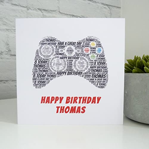 Amazon Personalized Games Console Card Playstation Card