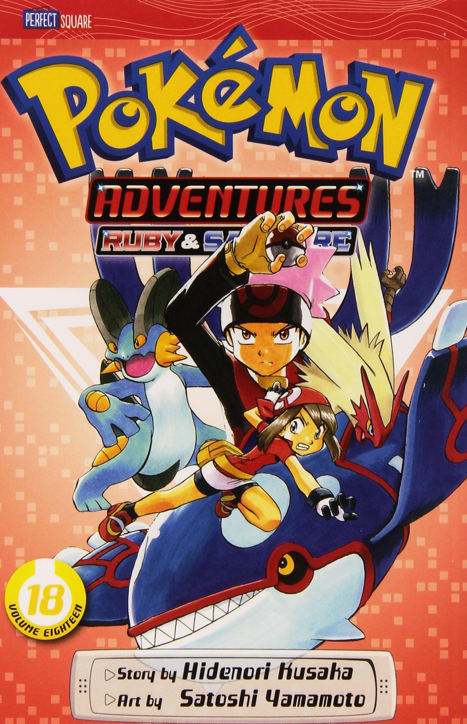 Pokemon Adventures Ruby /& Sapphire Box Set Kusaka Hidenori