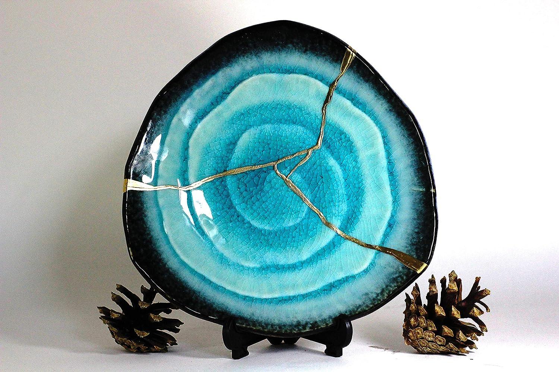 Kintsugi - Blue Bronze 4336855670