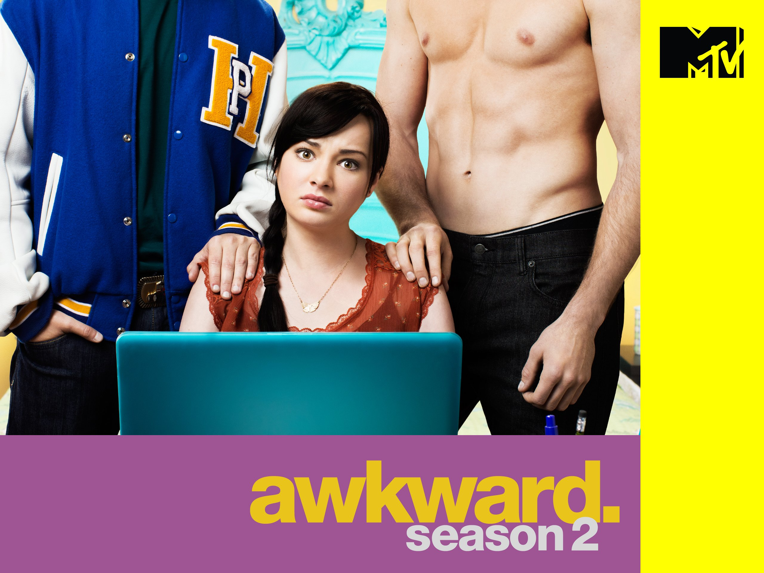 Is ashley and beau from awkward dating card